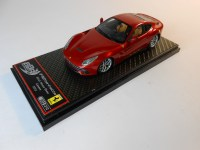 bbr models (bbrc077a) - 2012 ferrari f12 - launch car