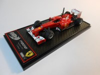 bbr models (bbrc081m) - 2012 ferrari f2012 test car