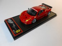 bbr models (cat13promo) - 2011 ferrari 458 italia gt2 - promotional model