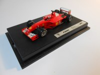 hot wheels elite (54618) - 2001 ferrari f2001