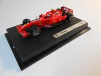 hot wheels elite (k5436) - 2007 ferrari f2007