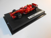 hot wheels elite (m0556) - 2008 ferrari f2008