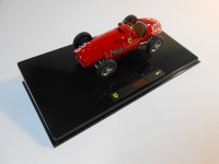 hot wheels elite (n5590) - 1953 ferrari 500 f2