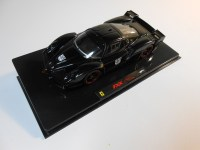 hot wheels elite (n5591) - 2005 ferrari fxx - schumacher personal car