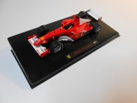 hot wheels elite (n5603) - 2002 ferrari f2002