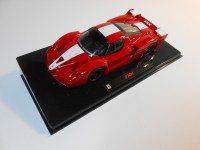 hot wheels elite (n5605) - 2005 ferrari fxx
