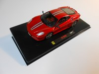 hot wheels elite (n5950) - 2007 ferrari 430 scuderia