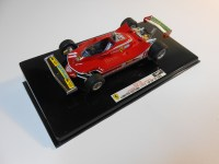 hot wheels elite (t6271) - 1979 ferrari 312 t4