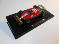 hot wheels elite (t6272) - 1978 ferrari 312 t3