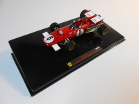 hot wheels elite (t6285) - 1971 ferrari 312 b