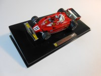 hot wheels elite (w1186) - 1977 ferrari 312 t2