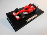 hot wheels elite (x5515) - 2004 ferrari f2004