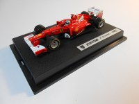 hot wheels elite (x5522) - 2012 ferrari f2012