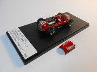 mg model (s.019) - 1950 ferrari 125 f1 mono compressore