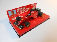 minichamps (510964391) - 1996 ferrari f310 launch version