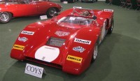 nm autocostruzioni gipsy to race in the 1971 1000km at monza