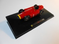 hot wheels elite (p9947) - 1956 lancia-ferrari d50