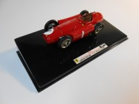 hot wheels elite (t6276) - 1956 lancia-ferrari d50