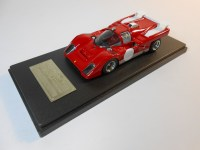 mg model plus (43s.120) - 1971 ferrari 512 m presentation car