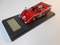 mg model plus (fast 15) - 1972 ferrari 712