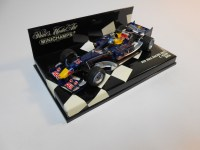 minichamps (400050016) - 2006 red bull racing-ferrari rb2