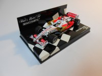 minichamps (400080020) - 2008 force india-ferrari vjm01